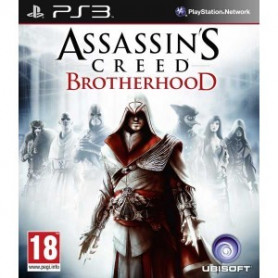 Used PS3 Assassins Creed Brotherhood