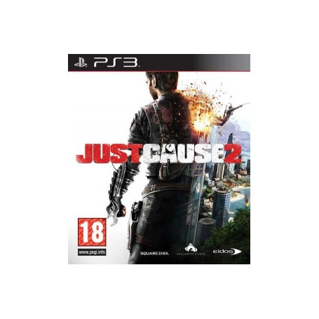 Used PS3 Just Cause 2