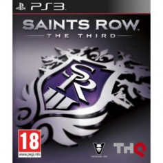 Used PS3 Saints Row the Third