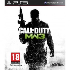 Used PS3 Call of Duty Modern Warfare 3