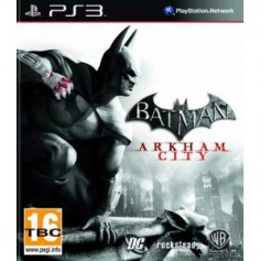 Used PS3 Batman Arkham City