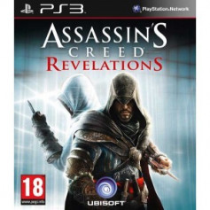 Used PS3 Assassins Creed Revelations