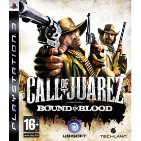 Used PS3 Call of Juarez Bound in Blood