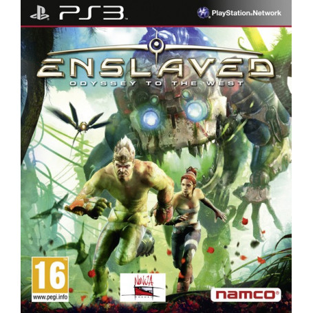 Used PS3 Enslaved Odyssey to the West