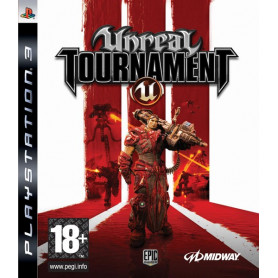 Used PS3 Unreal Tournament 3