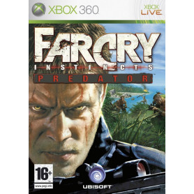 Used Xbox 360 Far Cry Instincts Predator