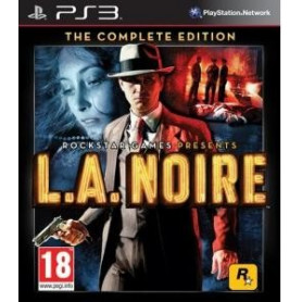 PS3 La Noir The Complete Edition