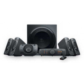 Logitech Z906 Digital Dolby Digital Pro Logic 5.1 Channel Speaker System