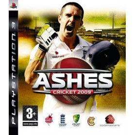 Used Ps3 Ashes Cricket 2009