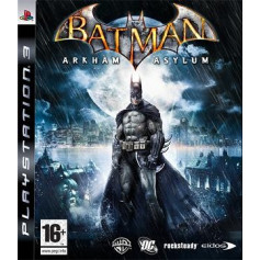 Used Ps3 Batman Arkham Asylum