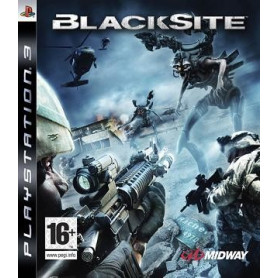Used Ps3 Blacksite