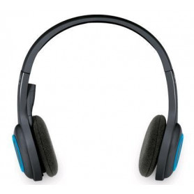 Logitech H600 Wireless Headset with rotating microphone