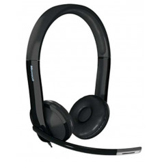 Microsoft Lifechat LX-6000 Stereo Office Headset
