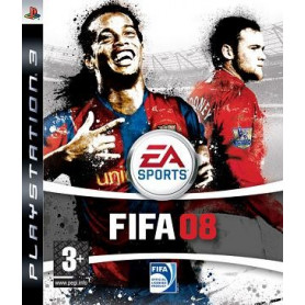 Used Ps3 Fifa 08
