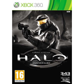 Used Xbox 360 Halo Combat Evolved Anniversary