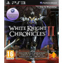 Used PS3 White Knight Chronicles 2