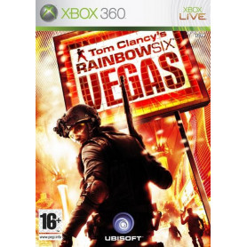 Used Xbox 360 Rainbow Six Vegas
