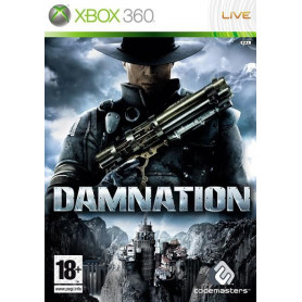 Used Xbox 360 Damnation