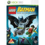 Used Xbox 360 Lego Batman The Video Game