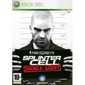 Used Xbox 360 Splinter Cell Double Agent