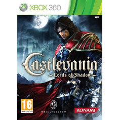Used Xbox 360 Castlevania Lords Of Shadow