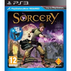Used Ps3 Sorcery