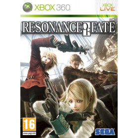 XBOX 360 RESONANCE OF FATE