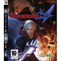 Used PS3 Devil May Cry 4