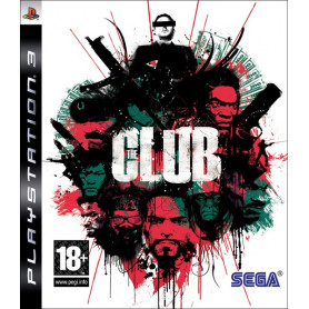 Used PS3 The Club