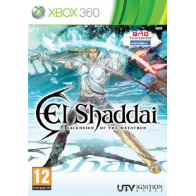 Used Xbox 360 El Shaddai Ascension