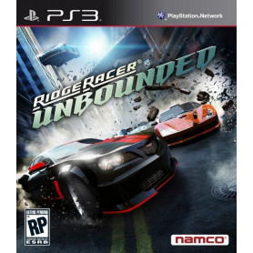 Used PS3 Ridge Racer Unbounded