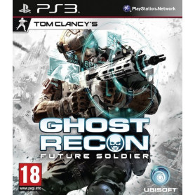Used PS3 Tom Clancys Ghost Recon Future Soldier