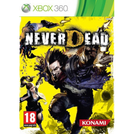 Used Xbox 360 NEVERDEAD