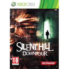 Used Xbox 360 Silent Hill Downpour