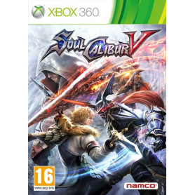 Used Xbox 360 Soul Calibur V