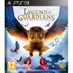 Used PS3 Legends of the Guardians