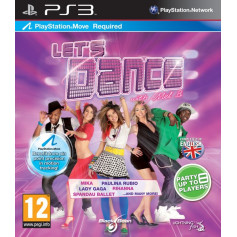 Used PS3 Let's Dance with Mel B