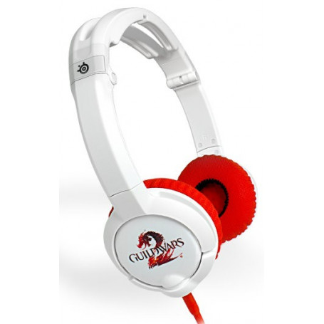 SteelSeries Guild Wars 2 Stereo Wired Gaming Headset
