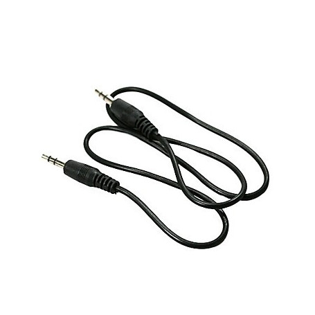 3.5mm Male to 3.5mm Male audio cable