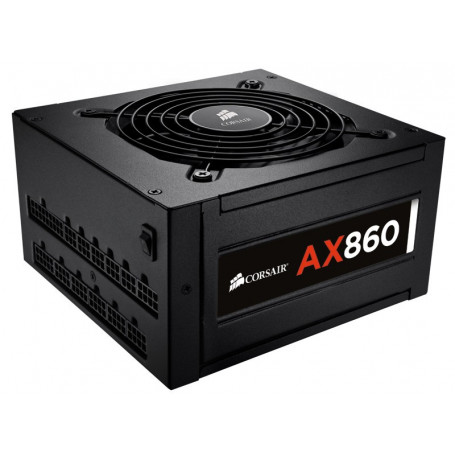 Corsair AX860 80PLUS Platinum certified Modular 860w PSU