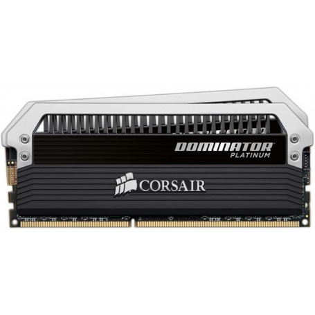 Corsair Dominator Platinum white LED light bar 8GB(2x4GB) DDR3-2800 Desktop Memory Kit