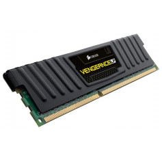 Corsair Vengeance Lp with Black low-profile heatsink 8GbB Desktop Memory Module