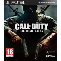 Ps3 Call Of Duty Black Ops pre-owned