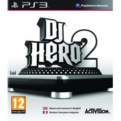 Ps3 Dj Hero 2 Sas pre owned