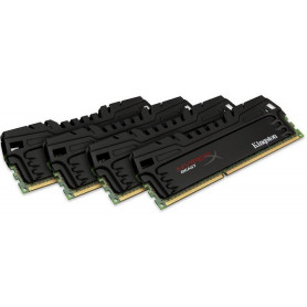 Kingston Hyper-X Beast with Tall heatsink 16GB(4x4GB) DDR3-1866 Desktop Memory Kit