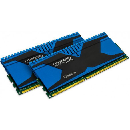 Kingston Hyper-X Predator with Tall heatsink 16GB(4x4GB) DDR3-1866 Desktop Memory Kit