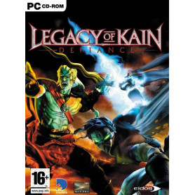PC Legacy Of Kain: defiance