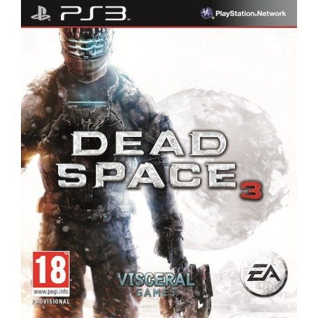 Ps3 DEAD SPACE 3