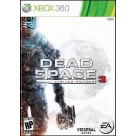 X-Box 360 DEAD SPACE 3 LTD Edition