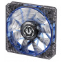 Bitfenix Spectre Pro Transparent Blue LED High Pressure Dual Frame 140mm Fan